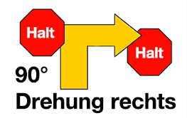 Rally-Obedience-Schild